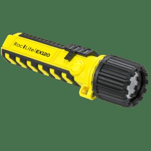 lanterna de mao Raclite ex 120 de Led super segura