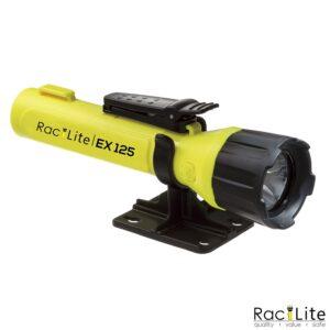 lanterna raclite zona 0 antiexplosao de led ex125