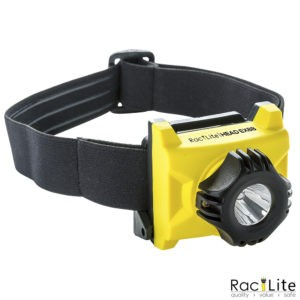 Raclite Lanterna de Cabeca e Capacete de led antiexplosao EX88