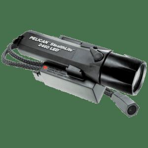 Lanterna LED Pelican Antiexplosao Recarregavel 2460