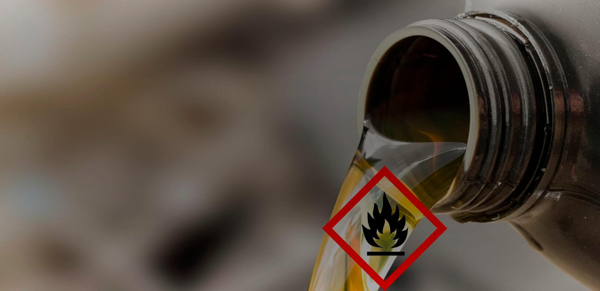 Lanternas EX para transporte de Produtos Perigosos