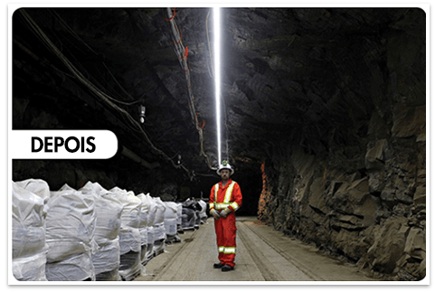 Beneficios Faixa de Led Industrial