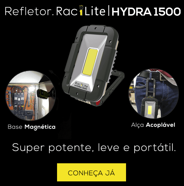 Refletor Super Potente Hydra