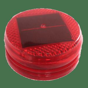 Sinalizador Solar Profissional Tipo Piscoflex Raclite Mineração Rodovia Ferrovia e Tuneis